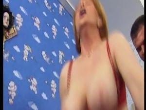 Die Tittenfreier Orgie with KIRA RED (Mega Mopse) part 1