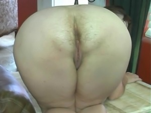 mature hairy big fart woman