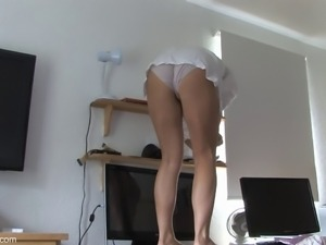 British Steph Upskirt 2