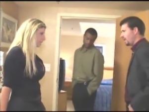 Sara Jay cums all over black dick free