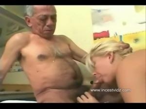 Brazilian Grandpa and His friend with whore granddaughter free