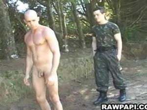 Papi Gay Men Barebacking Action