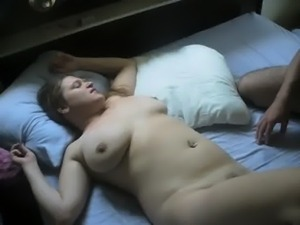 Amateur Wife 3some with Boyfriend & Husband Prt 2 free