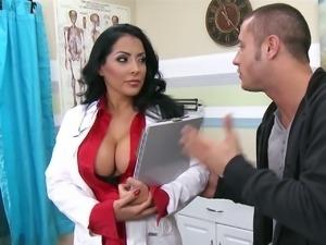 Horny doctors need a break too!