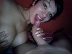 Deborah suck a curved cock my italian friend 19 old years
