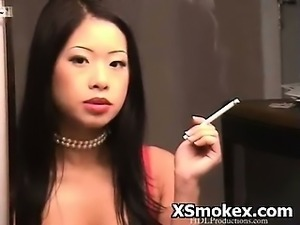 Kinky Whore Pervert Smoking Wild