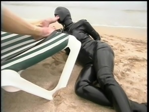 latex lovin', toe sucking, and the beach