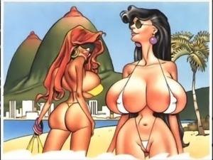 Big Tit Huge Breast Artwork free