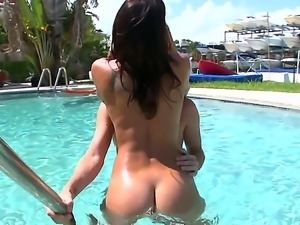 Hardcore outdoors action with porn star Rachel Starr. This sexy brunette with...