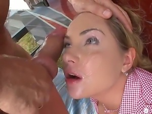 Two fascinating hotties are going to spend really great time with Rocco...