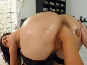 Mely and Sara S are the next two hot blooded lesbian babes that show their...