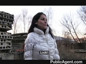 PublicAgent - Women with massive tits fucked