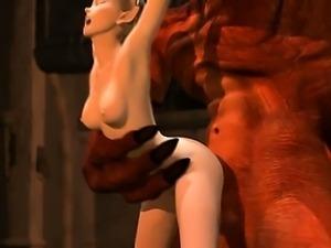 Demon 3D hentai