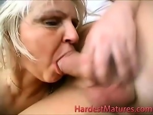 Horny bisexual grannies