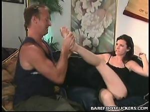 Couple Foot Sex
