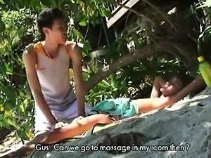 Beach Massage Boykakke