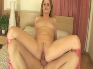 Lactating whore banged in her eager holes
