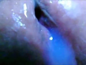Extreme Close Up cumshot 4