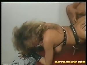Black belt fucking