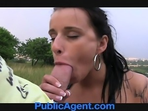 PublicAgent compilation of great blowjob volume One.  Plenty of outdoor...