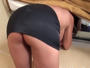 this horny milf came to vegas for the first time to do a video with me. this...