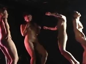 Japanese Dance Letch music <b>dance</b> ballet ballerina nude naked compilation <b></b>