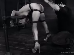 BDSM training for Casey Calvert