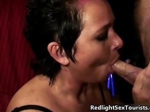 German hooker fucking a Dutch prostitute