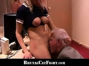 Cheated wife revenges hard on husband and secretary