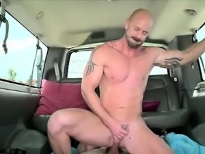 Skinny baited straight fucks muscled gays tight asshole