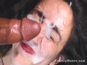 Hairy girl gets two loads part 2 free