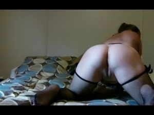 wife has phone sex on film