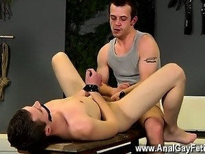 Amazing gay scene Dan is one of the hottest young men, with