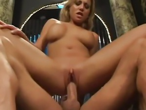 Jasmine her ass gets fucked really hard