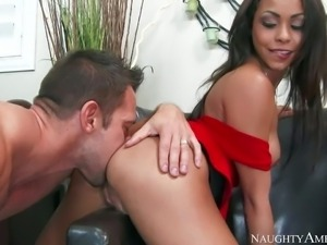Gulliana Alexis is a petite 2 year old sexy with beautiful perky ass. Dark...