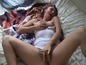 Dutch girl masturbating on webcam