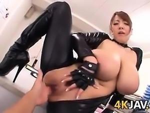 Онлайн порно азиатка в латексе