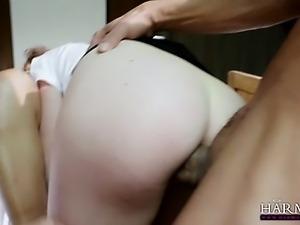 Kinky whore Samantha takes a bunch of cocks inside
