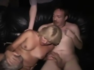 Group fucking and sucking