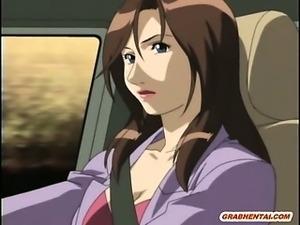 Hentai girl hard monster tentacles poking