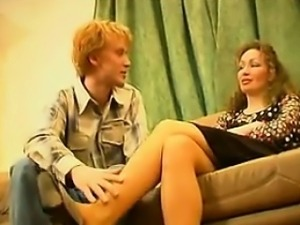 Mature Russian Gets Fucked