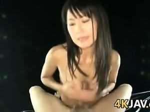 Lactating Japanese MILF