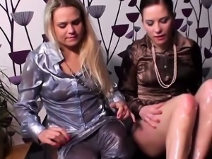 Super Hot Wetlook Czech Babes