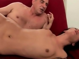 Lucky Grandpas and Naughty Teens Compilation