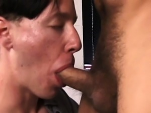 Gay youngster enjoy real hardcore