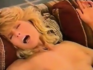 Blonde Chick Getting Fucked