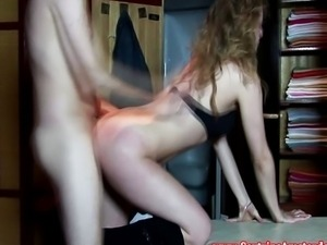 Real dutch slut fucked doggystyle