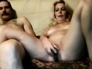 Housewife Masturbating
