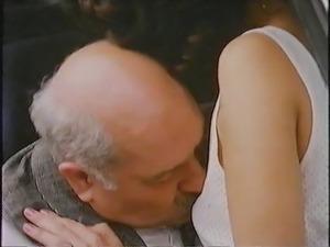 Pervert French Grandpa