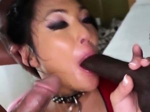 Asian pov whore sprayed